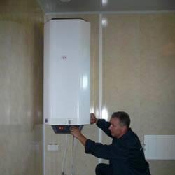 Установка водонагревателя в Барнауле. Монтаж и замена бойлера г.Барнаул.